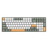 IQUNIX F96 100键 双模无线机械键盘 牛油果 Cherry红轴 RGB