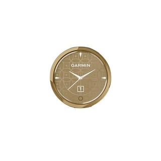 GARMIN 佳明 LILY 活力版 智能手表 34.5mm 淡沙玫瑰金 不锈钢 浅褐色硅胶表带 (心率检测、血氧)