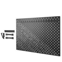 IKEA 宜家 UPPSPEL 乌浦斯皮 小钉板组合 黑色 76*56cm