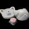 zomo B站联名多色猫爪 ABS+硅胶+金属 注塑 OEM高度 键帽 美短