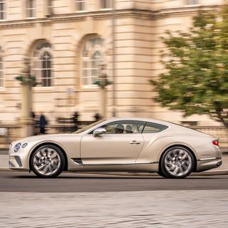 BENTLEY 宾利 欧陆 2021款 6.0T GT W12 Mulliner