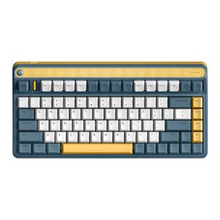IQUNIX A80 83键 多模无线机械键盘 探索机 Cherry茶轴 无光