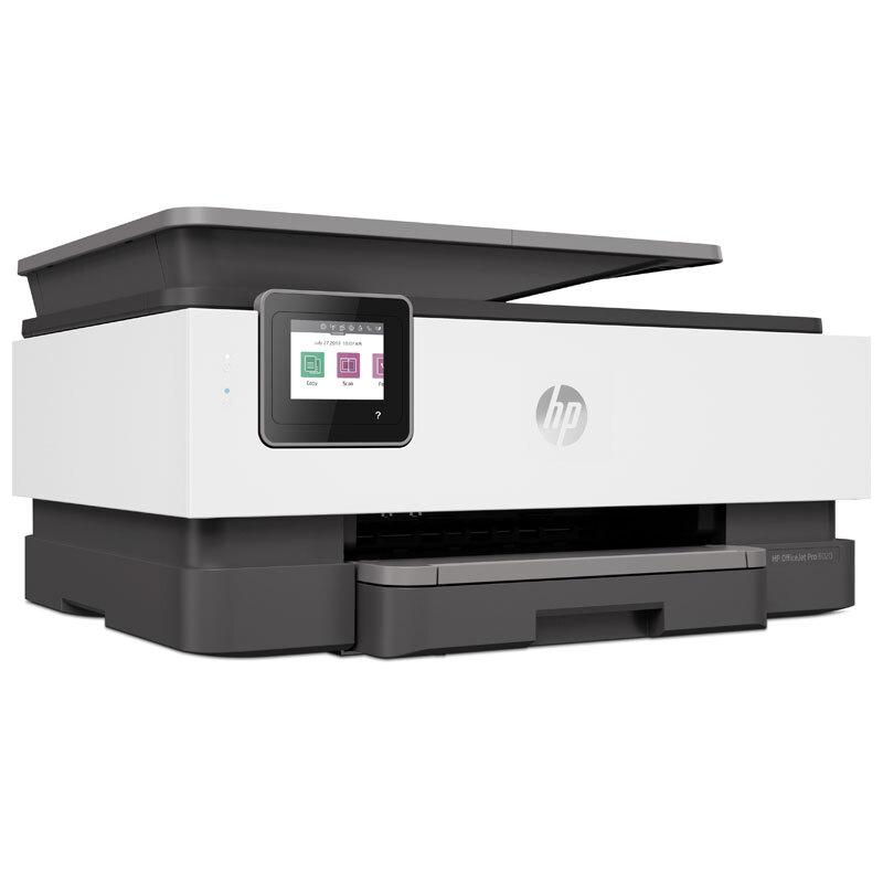 HP 惠普 OfficeJet Pro 8020 惠商系列 彩色多功能一体机