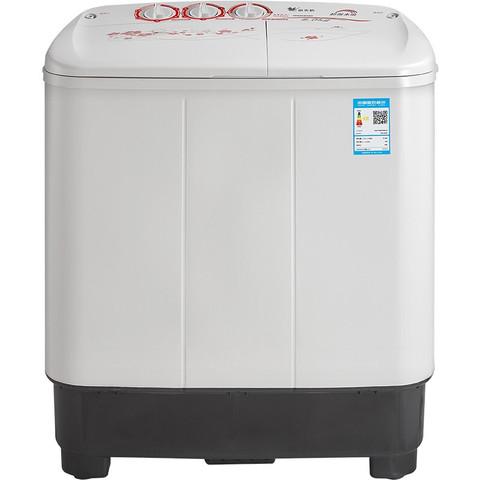 LittleSwan 小天鹅 小天鹅8公斤kg双桶双缸半自动洗衣机大容量家用小型宿舍TP80VDS08