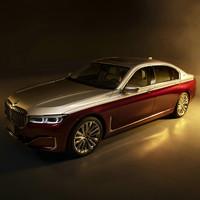 BMW 宝马 7系 2021款 M760Li xDrive V12 耀影特别版