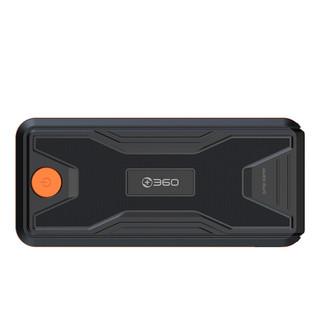 360 D6 应急电源 10000MAh 黑色