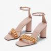 CHARLES & KEITH CK1-60480011 女士凉鞋
