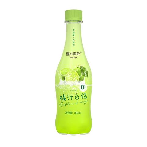 優之良飲 苏打气泡水  380ml*6瓶