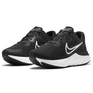 NIKE 耐克 耐克NIKE 男子 跑步鞋 缓震 透气 RENEW RUN 2 运动鞋 CU3504-005黑色42码