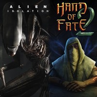 EPIC商城喜加二!《Alien: Isolation》《Hand of Fate 2》