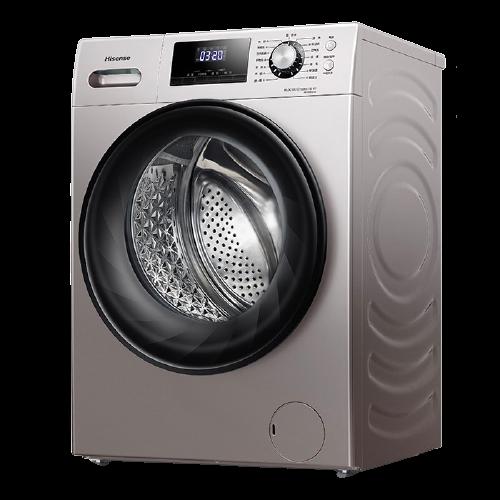 Hisense 海信 HD100DES2 洗烘一体机 10KG 雅紫银色