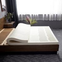 琳豆豆 泰国乳胶床垫 七区按摩款 90*200*5cm