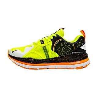bmai 必迈 Pace远征者2.0 中性跑鞋 XRPF001-2 荧光绿/骑士黑/橘橙 39