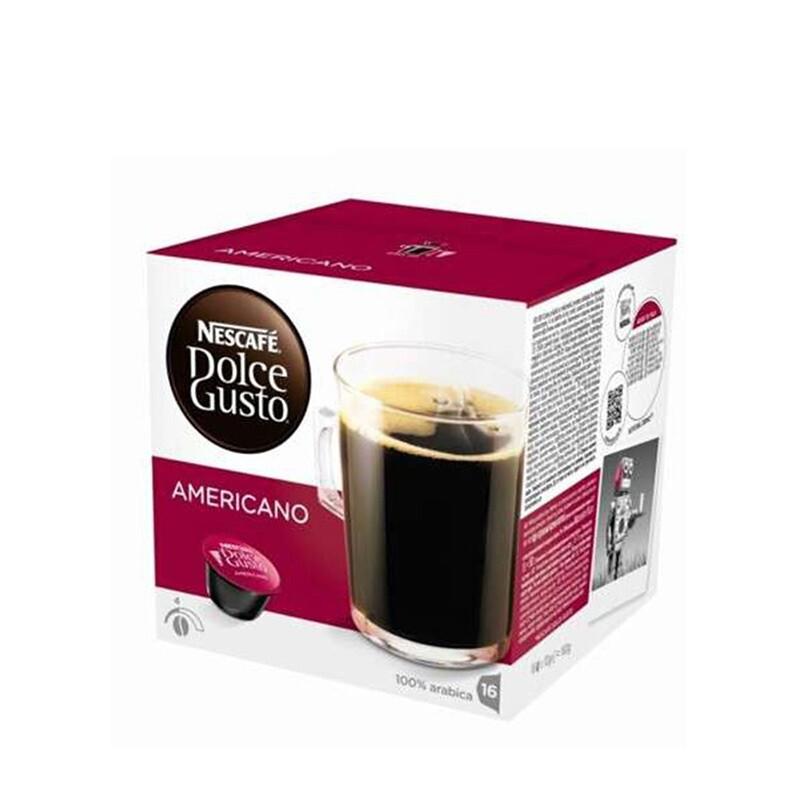 Nestle 雀巢 胶囊咖啡 美式经典原味 10g*16杯