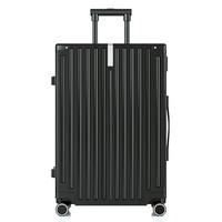 ROMON 罗蒙 行李箱万向轮皮箱女拉杆箱男24寸旅行箱20登机箱子