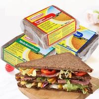 DEVONDALE 德运 低脂全麦黑麦面包 500g