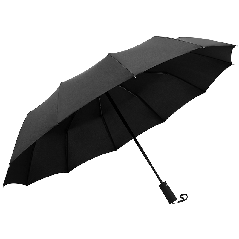 Baodini 宝迪妮 三折晴雨伞 8骨 98cm 手动款
