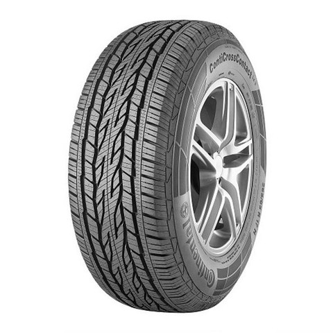 Continental 马牌 德国马牌(Continental) 轮胎/汽车轮胎 225/65R17 102H LX2 适配CR-V/RAV4/马自达CX-5/哈弗H6/比亚迪S6