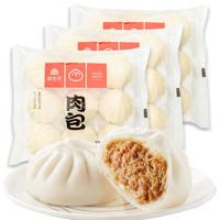 限地区:福年来  猪肉包 315g*3袋