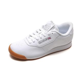 Reebok 锐步 男女款舒适时尚百搭耐磨低帮休闲小白鞋