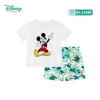 Disney 迪士尼 夏季男童套装