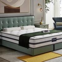补贴购、值友专享:QuanU 全友 105199 双功能乳胶弹簧床垫 1.5/1.8m