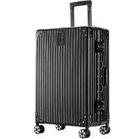 行李箱女ins网红新款20寸小拉杆箱男密码旅行皮箱子结实耐用加厚