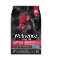 NUTRIENCE 哈根纽翠斯 Nutrience 黑钻红肉混合冻干狗粮 11磅