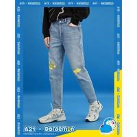 A21 F411126003 男士牛仔裤
