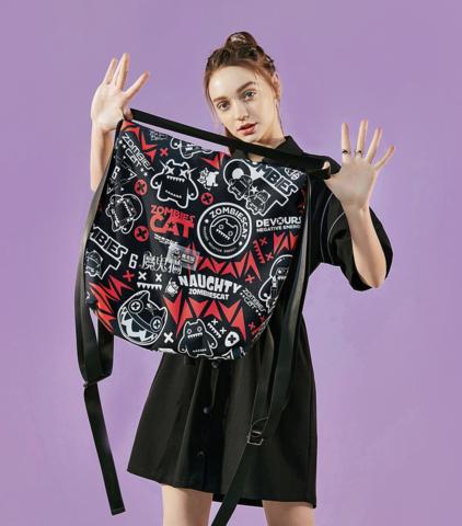 EPTISON 衣品天成 BWP001R 女士帆布包