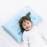 MERCURY 水星家纺 儿童枕头 (粉兔/适中款)