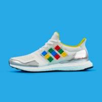 adidas 阿迪达斯 ULTRABOOST DNA X LEGO PLATES  FY7690 男士跑步运动鞋