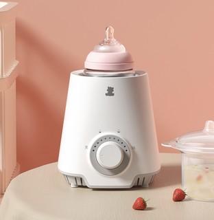 小白熊 HL-0607 暖奶器 白色