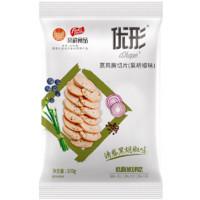 ishape 优形 肉干肉松组合装 2口味 100g*10袋(蒸煮原味100g*5袋+蒸煮黑胡椒口味100g*5袋)