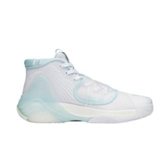 ANTA 安踏 KT6 男子篮球鞋 112121102-2 白蓝色 44.5