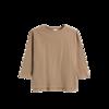 Gap 盖璞 女士圆领长袖T恤 656453
