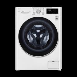 LG 乐金 纤慧系列 FLX10N4W 滚筒洗衣机 10.5kg 白色