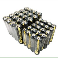GP 超霸  5号 8粒/7号 2粒 碳性电池