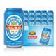 YANJING BEER 燕京啤酒 11度 国航蓝听 330ml*24听*2箱 76元包邮(需用券)