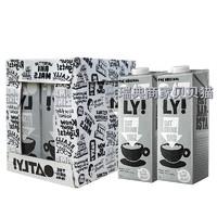 PLUS会员:OATLY oatly 噢麦力 咖啡大师  1L*6盒