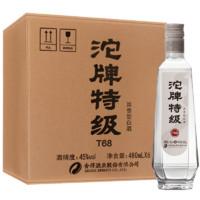 沱牌 特级T68 45%vol 浓香型白酒 480ml*6瓶 整箱装