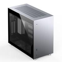 PLUS会员:JONSBO 乔思伯 V10 侧透版 ITX机箱 侧透 银色