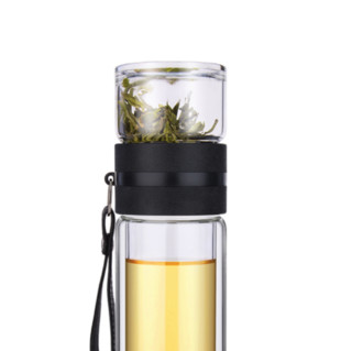 Tianxi 天喜 TBL165-380 玻璃泡茶杯 240ml+120ml