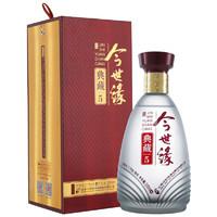 今世缘 典藏5 42%vol 浓香型白酒 500ml 单瓶装