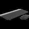 logitech 罗技 MK470 无线键鼠套装 黑色