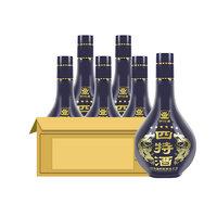 SITIR 四特 新版六星  45%vol 特香型白酒 500ml*6瓶 整箱装
