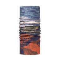 BUFF 百福 原创防UV系列 中性防晒防沙头巾 124029.555.10 蓝色/橙色