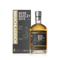 BRUICHLADDICH 布赫拉迪 洋酒 古卓大麦2010年 单一麦芽苏格兰威士忌 500ml
