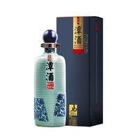 潭酒 年份潭酒2014 暂无信息 53%vol 酱香型白酒 500ml 单瓶装