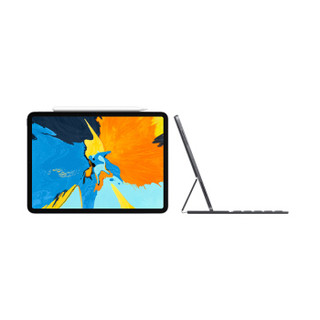 Apple 苹果 iPad Pro 11英寸 iOS 平板电脑(A12X、1TB、Cellular版、深空灰色)